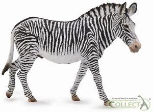 Collecta 88773 Grevy's Zebra 5 1/8in Wild Animals