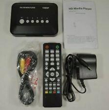 Compact Mini USB Full HD Media Player MP3 MP4 MOV FLV