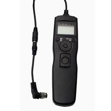 Timer Shutter Release Remote Control for Nikon D3 D200 D300 D700 Changable Cord