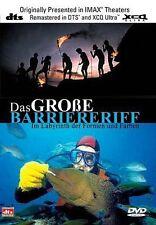 IMAX Das große Barriereriff, Australien, DVD NEU + OVP!