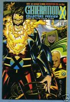 Generation X Collectors Preview #1 1994 Marvel X-Men