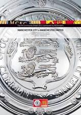 FA COMMUNITY SHIELD 2011: Manchester City v Man United