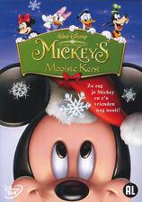 MICKEY'S MOOISTE KERST - DVD - NIEUW - SEALED - REGIO 2