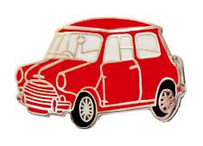 Mini Mark I Rot Anstecker