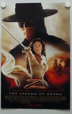THE LEGEND OF ZORRO 2005 Rufus Sewell, and Nick Chinlund-Mini Poster