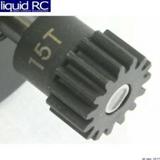Hot Racing NSG3215 15t Steel 32p Pinion Gear 5mm Bore