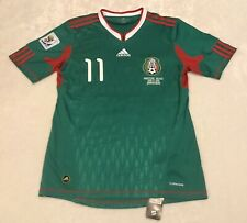 ADIDAS MEXICO C.VELA vs ARGENTINA SOCCER JERSEY FIFA WORLD CUP SOUTH AFRICA 2010