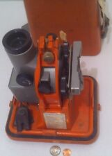 Used Leitz Sokkisha C3A, Automatic Survey Level with Case, Made in Tokyo Japan