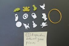 13 Complete A Operation Game Pieces Funatomy Replacement Parts Sound Silly Toy