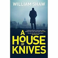 A House of Knives by William Shaw (Paperback, 2015)
