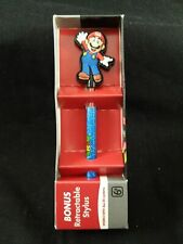 ❤️VERY RARE - MARIO COLLECTIBLE Stylus Nintendo 3DS DSi DS XL - FREE SHIPPING!❤️