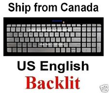 HP ENVY 17-U 17-U018ca 17-U108ca Keyboard - US English Backlit