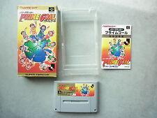 Prime Goal jeu Super Famicom / Super Nintendo