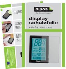 3x Yamaha LCD Display (E-Bike Display) Schutzfolie matt Displayschutzfolie Folie