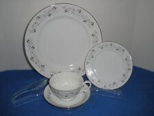 Fine China of Japan Moon Mist 4 piece place setting