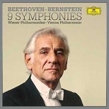 Leonard Bernstein Wiener Philhar - Beethoven: 9 Symphonies (NEW VINYL LP SET)