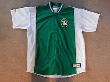 Boston Celtics Hardwood Classics Warmup Jacket SIze XL