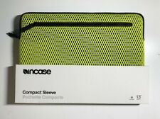 "Incase -Soft Compact Sleeve For 13"" MacBook or ANY Laptop/Tablet, Meshed Design"