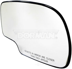 Door Mirror Glass fits 1999-2007 GMC Sierra 1500 Yukon XL 2500 Yukon,Yukon XL 15