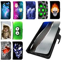 Handy Tasche für Samsung Schutzhülle Hülle Flip Case Wallet Cover Etui Motiv