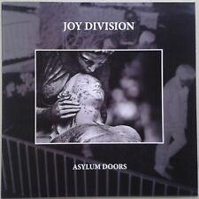 Joy Division - Asylum Doors/splatter vari 1