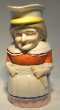 More details for german  figural punch & judy   judy  toby jug
