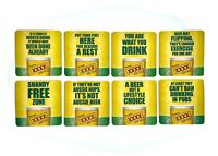 Funny Assorted Beer Mats  x 16 Various Designs