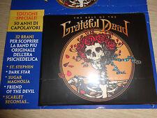 DOPPIO 2 CD THE BEST OF THE GRATEFUL DEAD 32 TRACKS