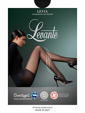 Levante Levia Compression Medical Pantyhose 30 Denier. 80% Polyamide 20 Elastane