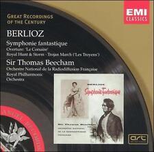 Berlioz: Symphonie Fantastique/ Le Corsaire/ Les Troyens, , Good Original record