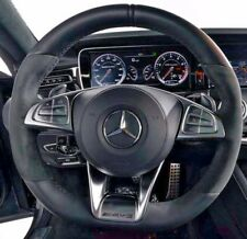 Mercedes-Benz OEM C217 AMG Performance Pelle E Alcantara Sterzo Ruota Nuovo