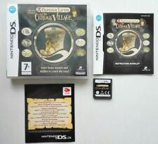Professor Layton and the Curious Village [Nintendo DS/Lite/DSi/XL Game] GENUINE
