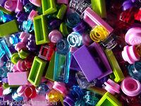 1000+ LEGO GIRL Small LEGOS Tiny DETAIL PIECES FROM HUGE BULK LOT PARTS RANDOM