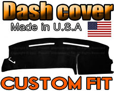 Fits 2000-2006 FORD  TAURUS  DASH COVER MAT  DASHBOARD PAD  / BLACK
