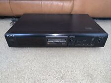 Sony MDS-JE320 MDSJE320 MiniDisc Deck Player Recorder tested works excellent!