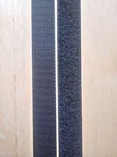 Sew On Velcro Hand Or Sewing Machine Stitch Fabric Dressmaking Black Or White