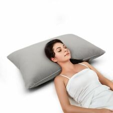 Neck Protection Softness Pillow Breathable Comfort Fiber Cotton Pillows 48x74cm