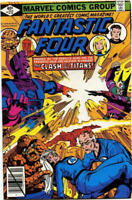 FANTASTIC FOUR #212 F, GALACTUS C/S, John Byrne A, Direct,  Marvel Comics 1979
