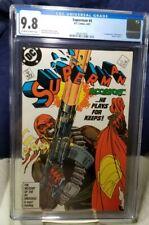 Superman 4 (Byrne 1987) CGC 9.8 1st Appearance Bloodsport Suicide Squad