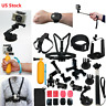 Accessories Outdoor Sports Bundle Kit for GoPro Go Pro Hero 7 6 5 4 3 3+ Camera