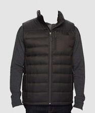 $675 The North Face Men's Black Sleeveless Stretch Down Parka Vest Jacket Size S