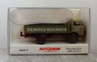 Wiking H0 0434 55 Pritsch LKW MB LP 321 Niederrheinische Bergw neuwertig mit OVP