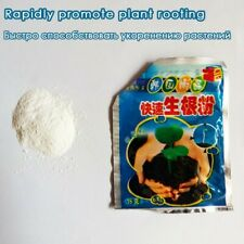 10 Bags Rapid Rooting Powder Agent for Fruit Tree Cutting Flower and Plants