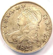 1827 Capped Bust Half Dollar 50C O-146 - ANACS XF40 Details (EF40) - Rare Coin