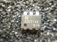 AQV214E NAIS RELAY OPTO SPST-NO 120MA 400V 4 PIECES