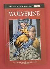 MARVEL LE MEILLEUR DES SUPER HEROS - WOLVERINE - 2016 - COMICS - VF - 03 - 4177