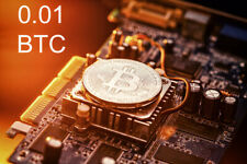 Bitcoin Mining Contract 4 Hours  Get BTC in Hours not Days 0.01 BTC Guaranteed