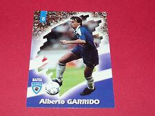 PANINI FOOTBALL CARD 98 1997-1998 ALBERTO GARRIDO SC BASTIA CORSICA SCB FURIANI