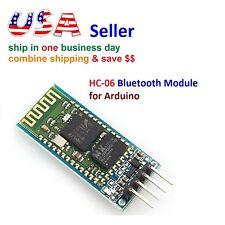 Wireless Rf Transceiver Bluetooth Hc 06 Slave Module Rs232ttl For Arduino