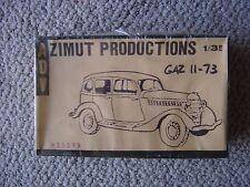 ADV/Azimuth 1/35 Soviet GAZ 11-73 Staff Car (WWII)